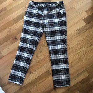 Volcom plaid pants